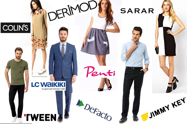 faf9e1c245616 Türkiye'nin En İyi Giyim Markaları Sıralaması | En iyi Haber