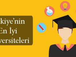 Türkiye'nin En İyi Üniversiteleri