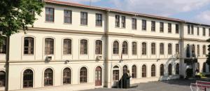 Cağaloğlu Anadolu Lisesi - İSTANBUL