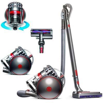 Dyson Cinetic Big Ball Animal Pro 2 Toz Torbasız en iyi Elektrikli Süpürge