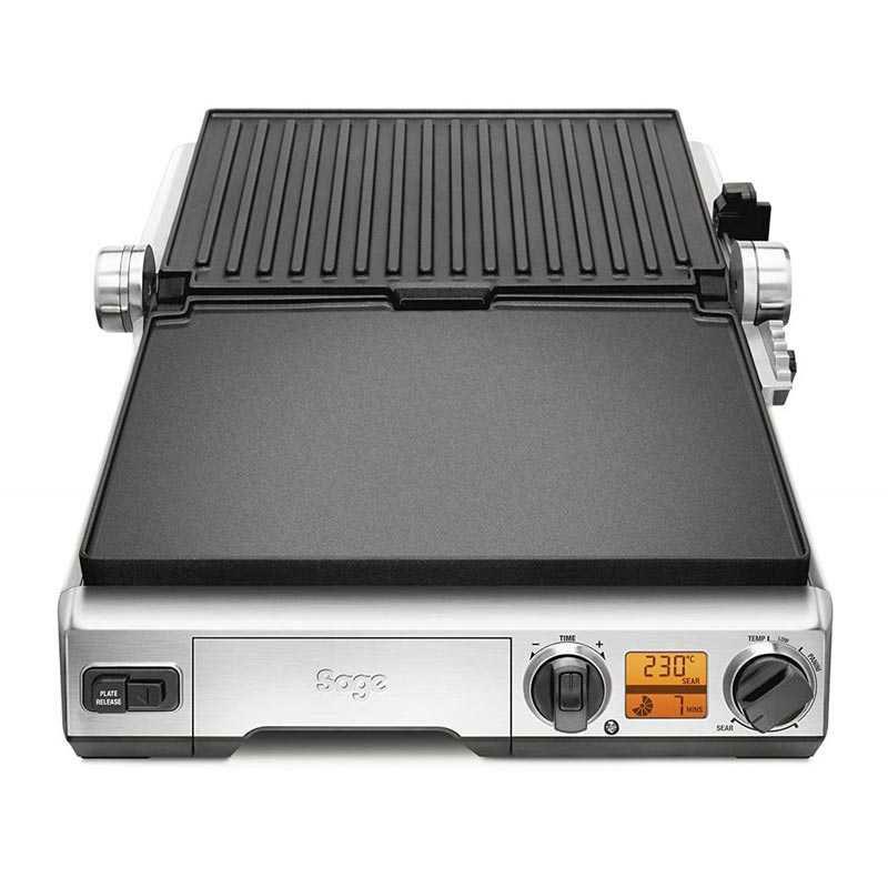 Sage BGR840 Pro Grill Ev Tipi Tost Makinesi