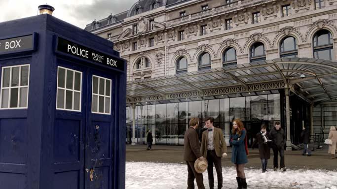 en iyi bilim kurgu dizileri doctor who