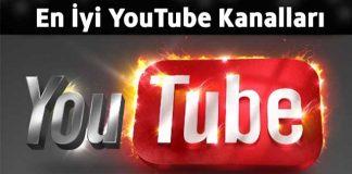 En İyi YouTube Kanalları