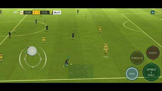 en iyi Android oyunlar FIFA Football