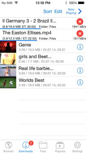 Video Downloader Lite