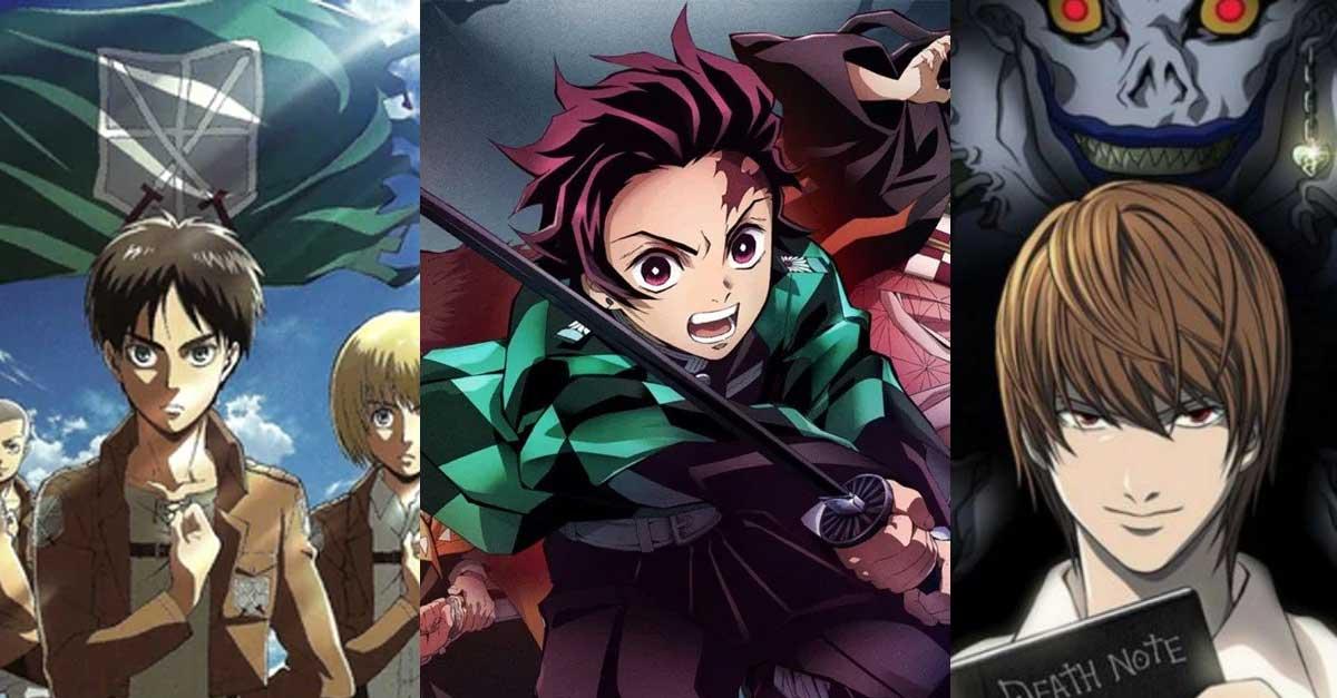 En İyi Anime Diziler Top Liste