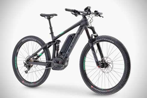 Trek Powerfly FS 9 Elektrikli Bisiklet