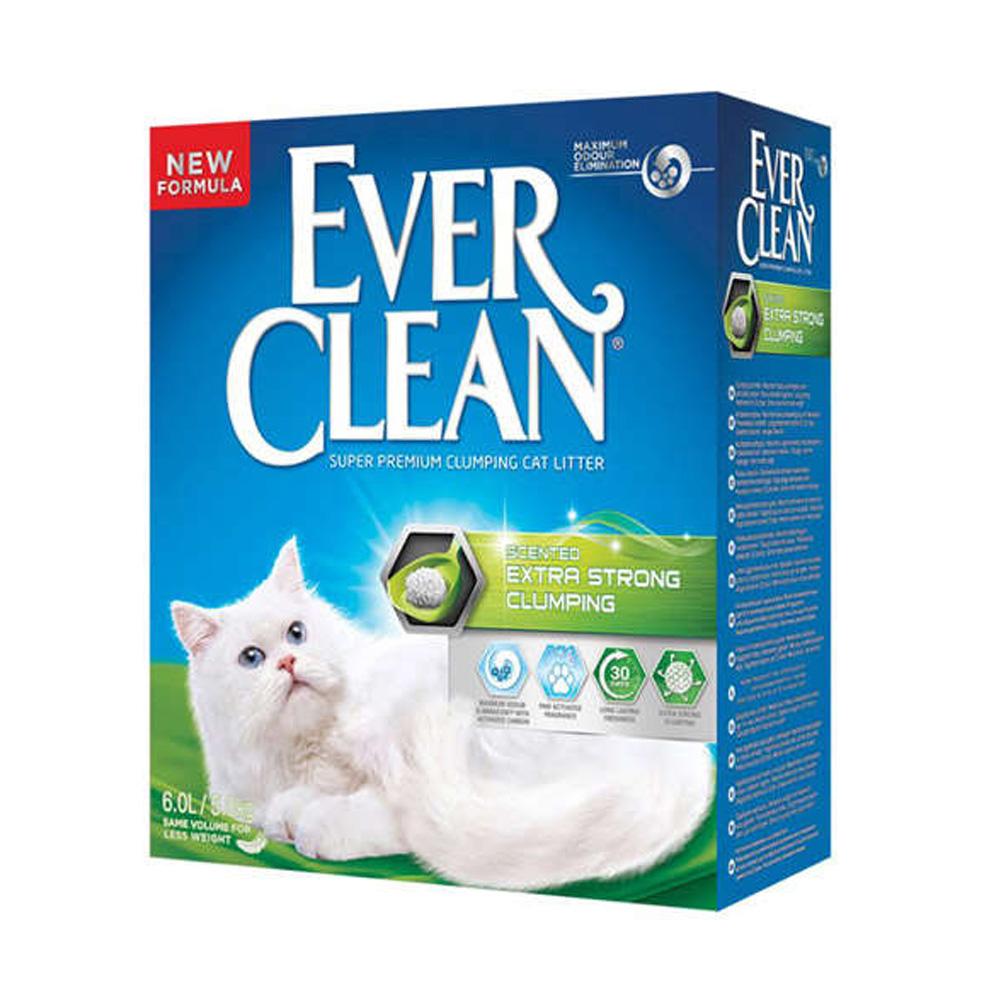 EverClean Extra Strong Clumping Kedi Kumu