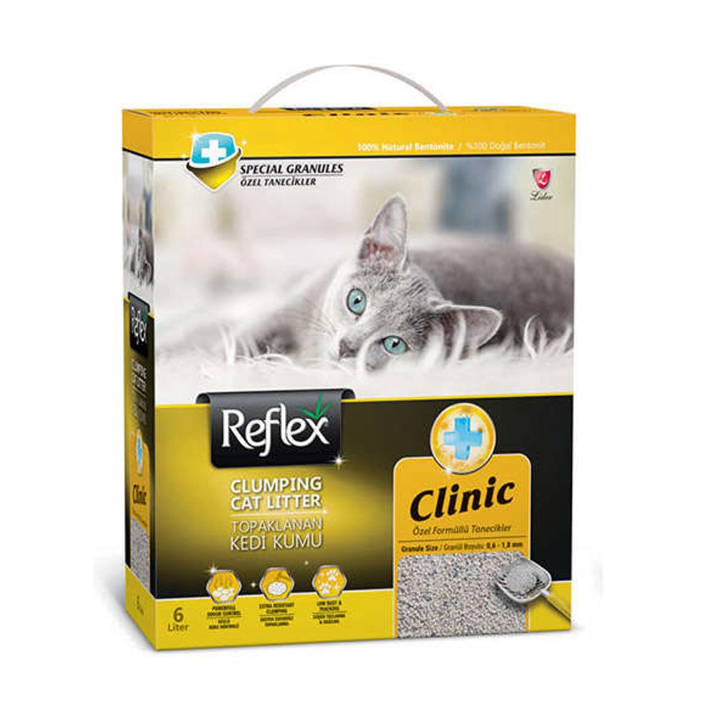 Reflex Clinic Special Granules Kedi Kumu