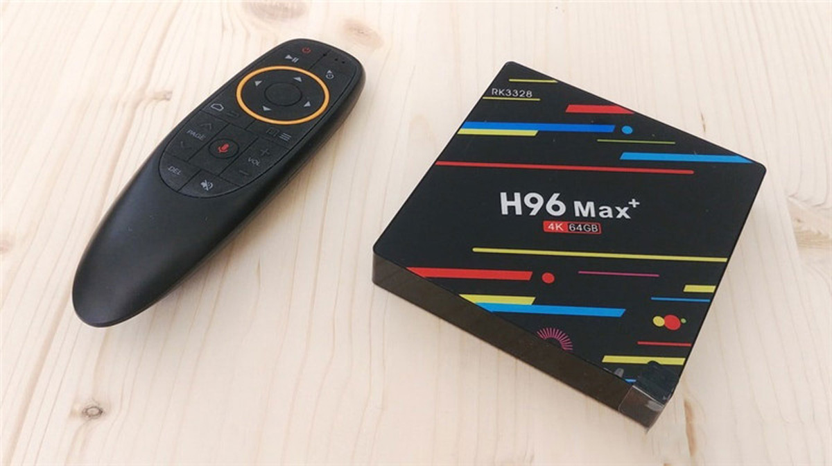 H96 Max Plus Android TV Box
