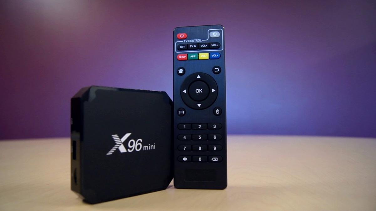 Puersit X96 Mini TV
