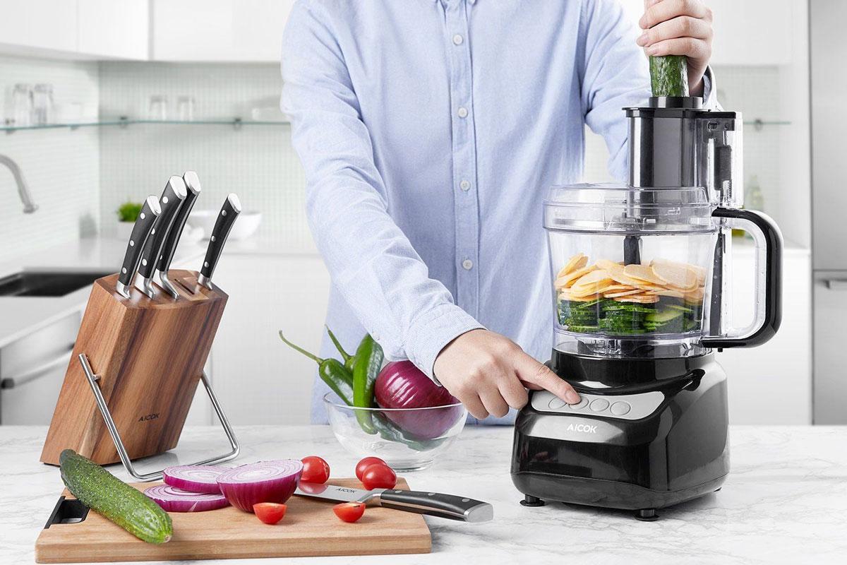 Mutfak Robotu Ne İşe Yarar?