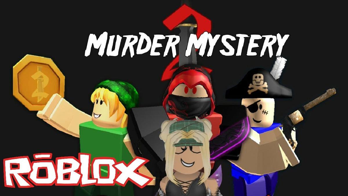 Roblox En İyi Oyunlar Murder Mystery 2