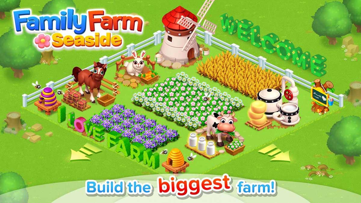 Bizim Çiftlik Sahil Çiftlik Oyunu