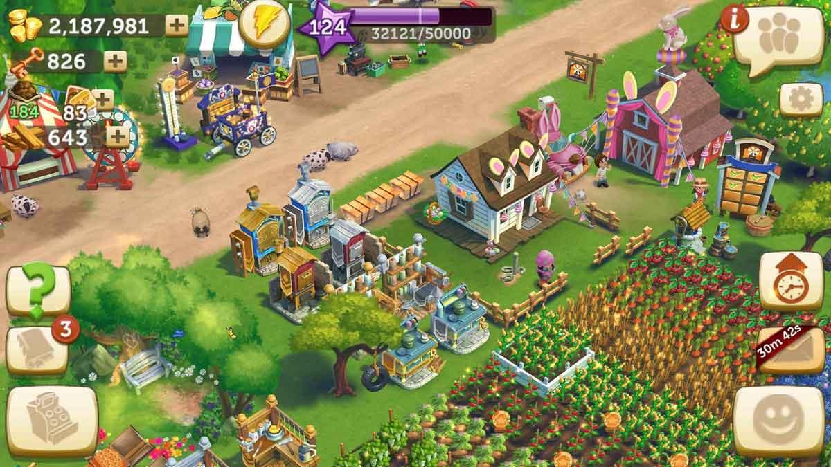 Farmville 2 Köy Kaçamağı