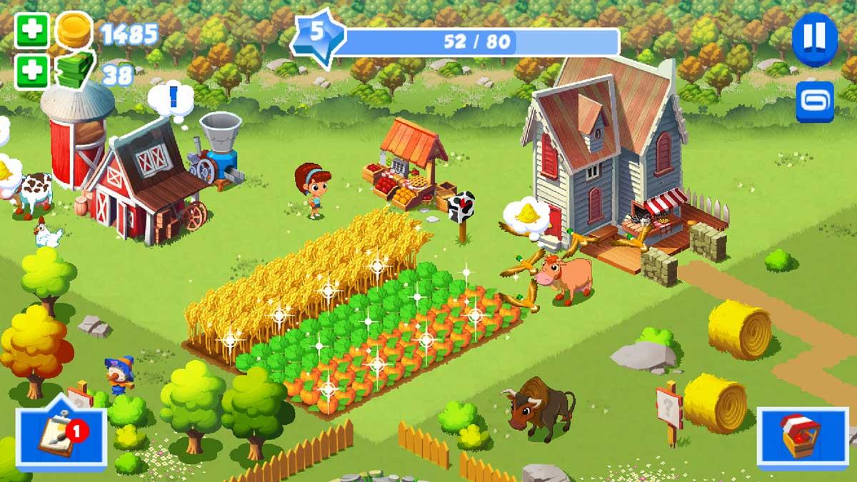 Green Farm 3 Çiftlik Oyunu
