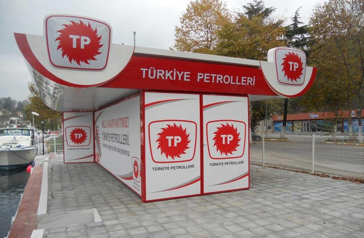 Türkiye Petrolleri Motorin Eurodiesel
