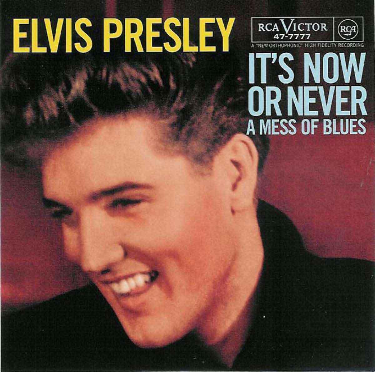 En İyi Fon Müzikleri Elvis Presley - It's Now or Never