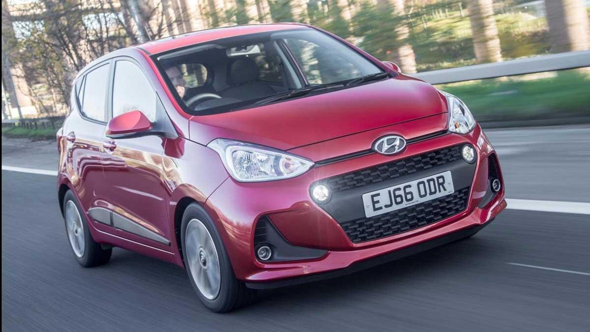 Hyundai i10 Otomatik Vites