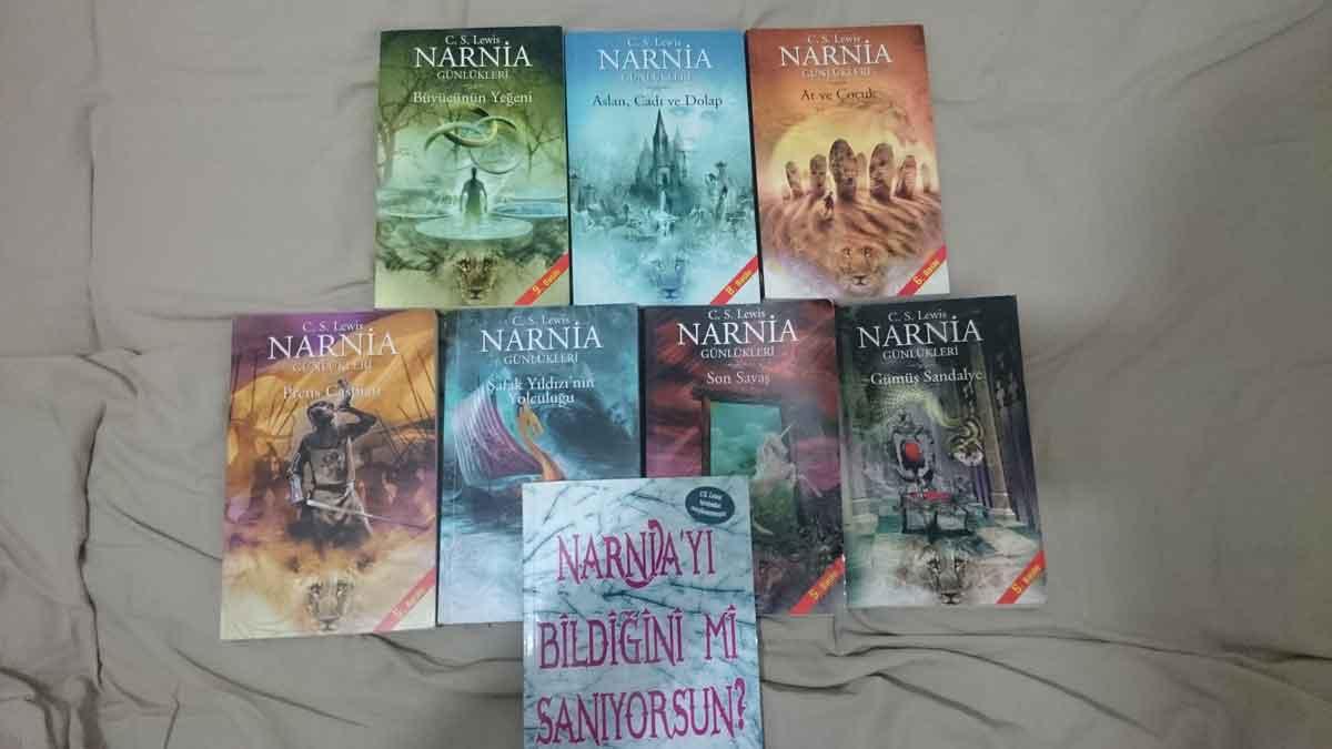 Narnia Günlükleri - C. S. Lewis